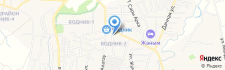 Мастерская по ремонту обуви на ул. Абылай хана на карте Боралдая