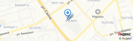 DL Services Group на карте Алматы