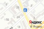 Схема проезда до компании Шарт в Алматы