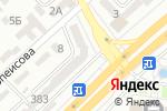 Схема проезда до компании Панацея в Алматы