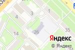 Схема проезда до компании Детский сад №36 в Алматы