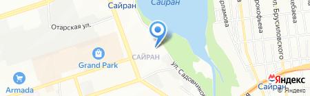 МАСТЕР ШАР на карте Алматы