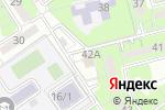 Схема проезда до компании Стандарт Мониторинг Алматы в Алматы