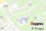 Схема проезда до компании Ясли-сад №42 в Алматы