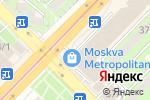 Схема проезда до компании ZENDEN в Алматы