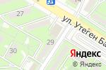 Схема проезда до компании Пивмаг в Алматы