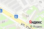 Схема проезда до компании Guard.kz в Алматы