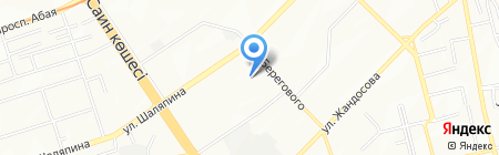 AQUALIFE на карте Алматы