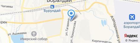 VENERA на карте Алматы