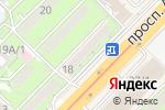 Схема проезда до компании Жардем-Ломбард, ТОО в Алматы
