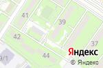 Схема проезда до компании Дэнас МС в Алматы