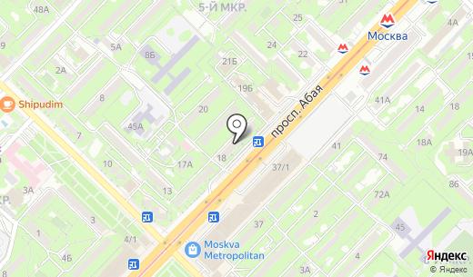 Step`s. Схема проезда в Алматы