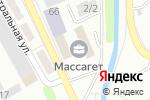 Схема проезда до компании Арсенал в Алматы