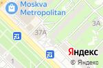 Схема проезда до компании ПивБар в Алматы