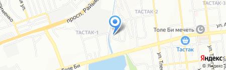Avtohelp.kz на карте Алматы