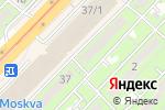 Схема проезда до компании Акерке в Алматы