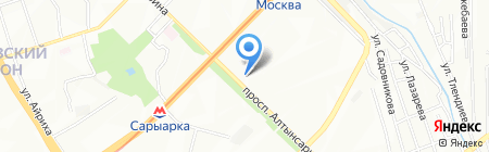 FLASHtorg на карте Алматы