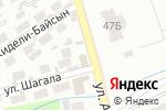 Схема проезда до компании ММК ФАРМ, ТОО в Алматы