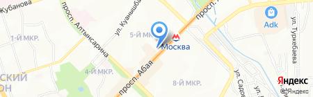 Алтын-Ломбард ТОО на карте Алматы
