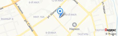 Baby School на карте Алматы
