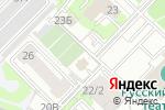 Схема проезда до компании KZ-Product в Алматы