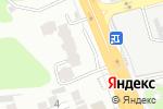 Схема проезда до компании Face Time в Алматы