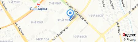 VITAMINO на карте Алматы