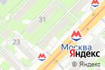 Схема проезда до компании HomeLiness в Алматы