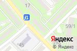 Схема проезда до компании Элпис в Алматы