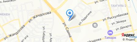 Avto Best Сервис на карте Алматы