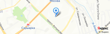 ImperiaBio на карте Алматы