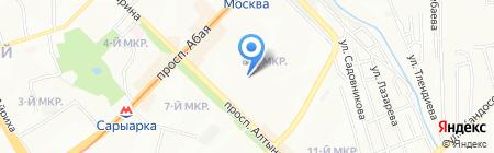 ЗооВита на карте Алматы