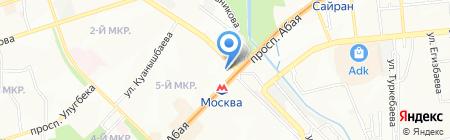 proha.kz на карте Алматы