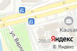 Схема проезда до компании Мое Солнышко в Алматы