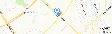 DreamPRO на карте Алматы