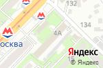 Схема проезда до компании АЛЬТАИР в Алматы