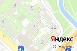 Схема проезда до компании Жансая в Алматы