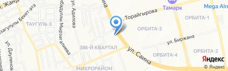 Woolim Construction Co. ltd на карте Алматы