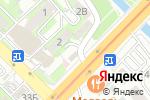 Схема проезда до компании Che Guevara в Алматы