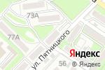 Схема проезда до компании На Пятницкого в Алматы