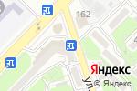 Схема проезда до компании Kaspi Bank в Алматы