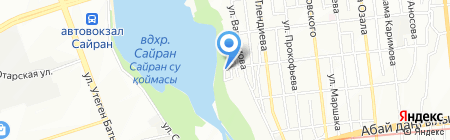 MKM Lubricants на карте Алматы