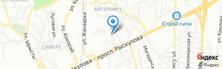 Пекарня на карте Алматы