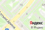 Схема проезда до компании Пивной союз в Алматы