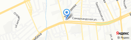NADOPEN на карте Алматы