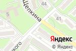 Схема проезда до компании Almaty LAN Corporation в Алматы