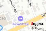 Схема проезда до компании P.I.T Электроинструменты в Алматы
