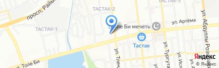 Spoken English на карте Алматы