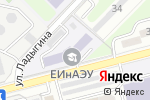 Схема проезда до компании DOMKURSOV в Алматы