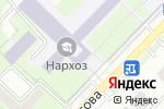 Схема проезда до компании Университет Нархоз в Алматы